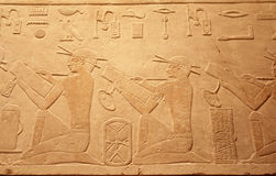 Hieroglyphics Stock Photos