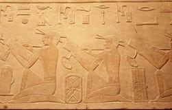 Hieroglyphics fotos de stock