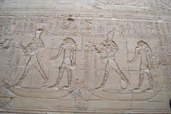 hieroglyphics Royalty-vrije Stock Afbeeldingen