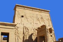 hieroglyphisch lizenzfreies stockfoto