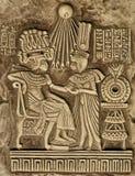 hieroglyphs Royaltyfria Foton