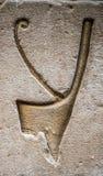 Hieroglyphs egípcios fotos de stock