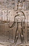 Hieroglyphs. Stock Photography