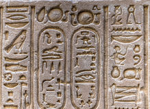 Hieroglyphs. Stock Images