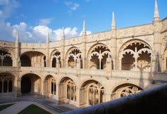 Hieronymites Monastery Stock Photography
