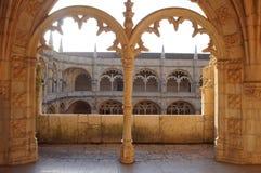 Hieronymites Monastery Royalty Free Stock Photos