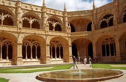 Hieronymites Monastery, Lisboa, Portugal Stock Photography