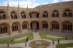 Hieronymites Monastery, Lisboa, Portugal Royalty Free Stock Photography