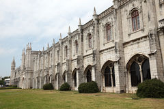 Hieronymites Monastery in Lisbon Royalty Free Stock Photos