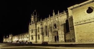 Hieronymites Monastery in Lisbon 2 Stock Image
