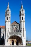 The Hieronymites Monastery in Lisbon, Portugal Stock Image