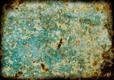 Hierro de la corrosión Fotografía de archivo