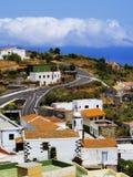 Hierro. El Pinar - small villeage on Hierro, Canary Islands, Spain stock photo