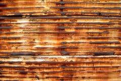 Hierro oxidado fotos de archivo libres de regalías