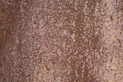 Hierro oxidado Imagen de archivo libre de regalías