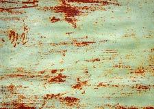 Hierro oxidado ilustración del vector