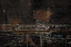 Hierro oxidado viejo del fondo del Grunge fotos de archivo