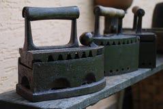 19 hierros del siglo Imágenes de archivo libres de regalías