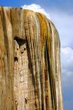 Hierve el Agua, Osłupiała siklawa w Oaxaca II Obrazy Stock