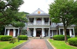 Higashi山梨地区办公室 库存图片