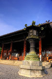 Higashi Honganji. The Eastern Temple of the Original Vow Stock Photography