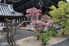 Higashi Honganji, Kyoto Royalty Free Stock Image