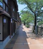 Higashiya Kanazawa Japan Royalty Free Stock Image