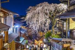 Higashiyama Kyoto, Japan Fotografering för Bildbyråer