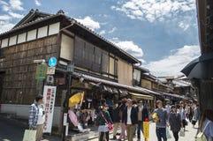 Higashiyama, Kyoto Japan stockbild