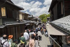 Higashiyama, Kyoto Japan Stock Photography