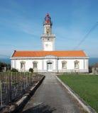 Higer lighthouse Stock Image