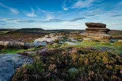 Higger Tor 4 Royalty Free Stock Photos