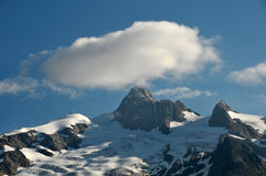 High Alps Royalty Free Stock Photography
