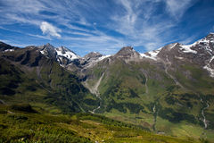 High Alps Stock Image