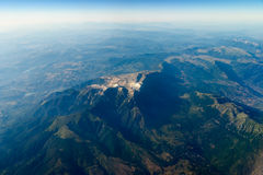 High Altitude Photo Of Planet Earth Stock Image
