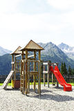 High Altitude Playground Royalty Free Stock Image