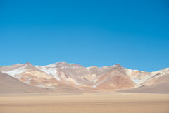 High Andean Landscape Stock Photography