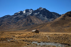 The High Andes Stock Image