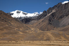 The High Andes Stock Images
