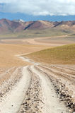 High Andes Road Stock Photos