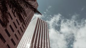 High-angle Photography of High-rise Building stock image