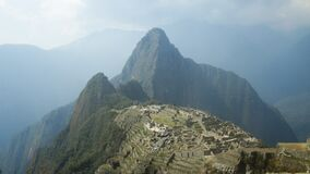 Time-lapse of Machu Picchu