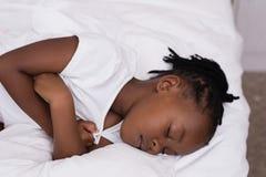 black girls sleeping naked in bed