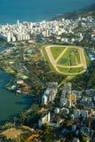 Jockey Club in Rio de Janeiro Royalty Free Stock Photo