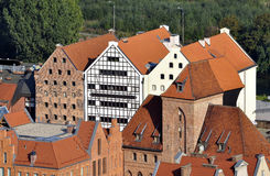 Gdansk, Poland. Royalty Free Stock Photo