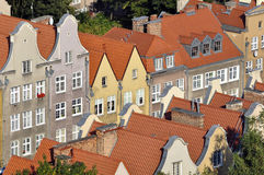 Gdansk, Poland. Royalty Free Stock Photos
