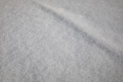 High angle view of snow texture royalty free stock photography