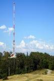 High antenna Royalty Free Stock Image
