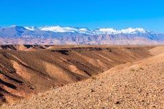 High Atlas Mountains Stock Photography