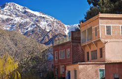 High Atlas Village. Royalty Free Stock Images